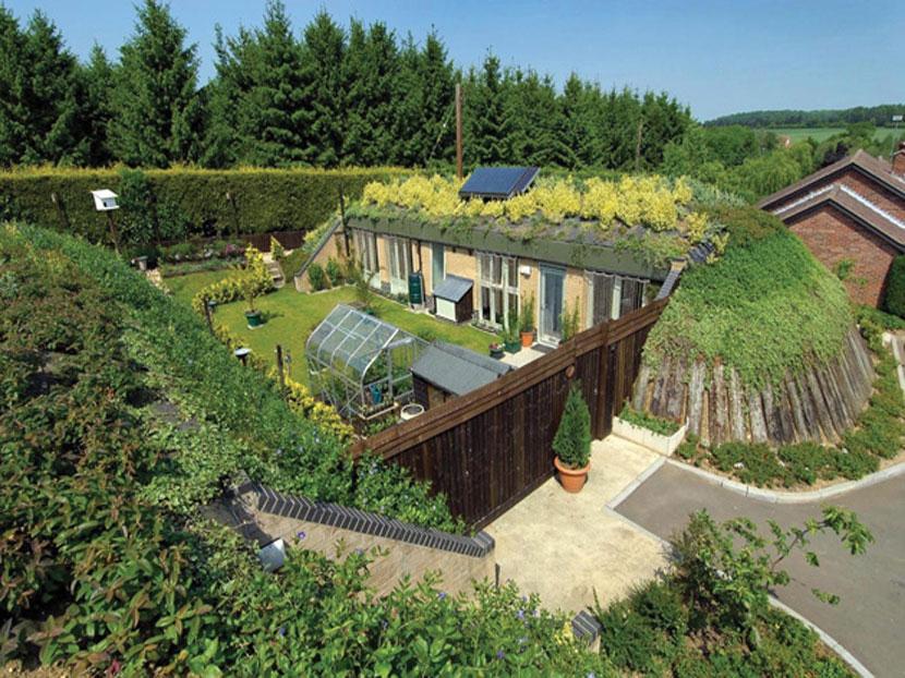 Green building aberlux arquitectura sustentable for Construccion de casas bioclimaticas